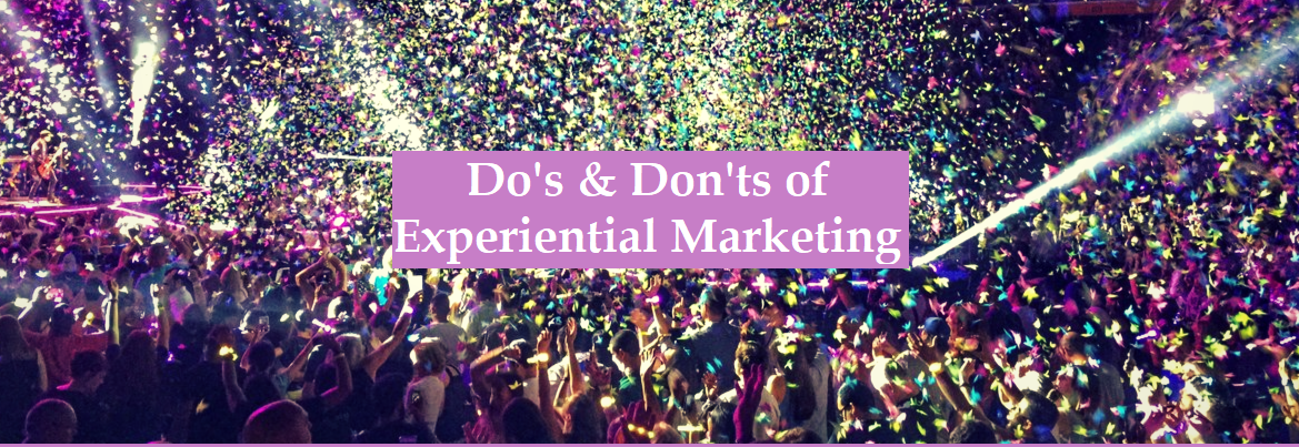 What Makes (And Breaks) Experiential Marketing Campaigns?
