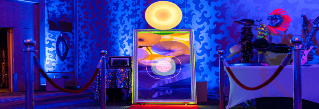 Magic Mirror for Events